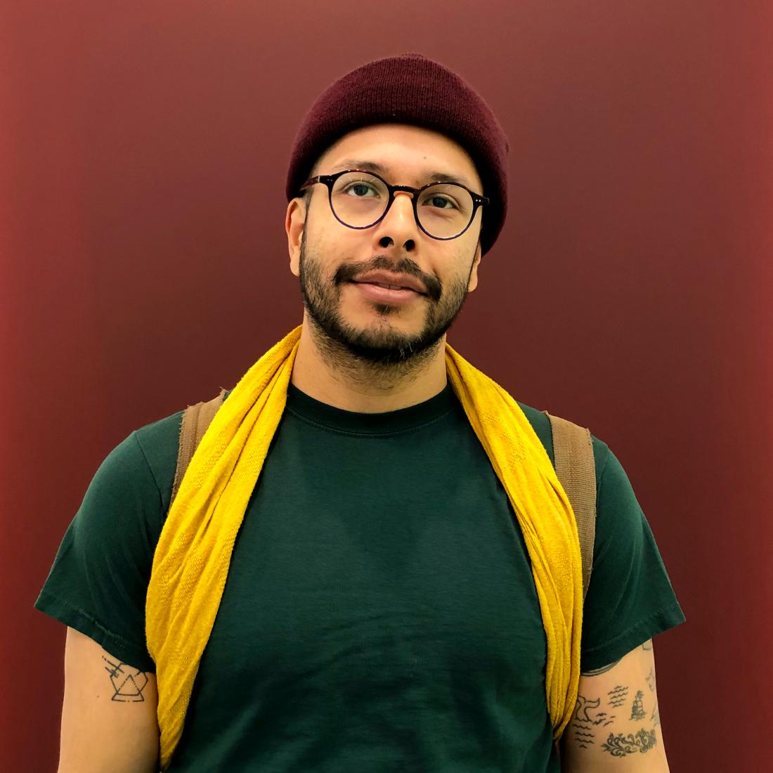 Rafael Martinez, LCSW (he/him)